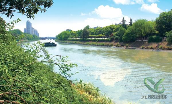 杭州运河公园(江干段)