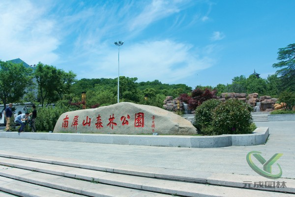 全椒南屏山森林公园